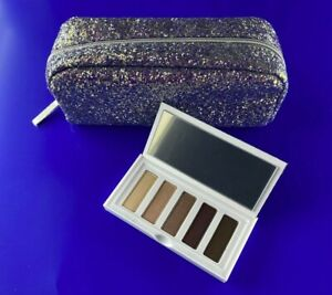 Clinique Limited Edition All About Shadow Palette Glitter Case + Glitter Bag USA