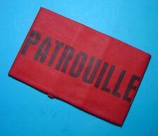 PATROUILLE - armband Nederlandse leger / Dutch Army Patrol