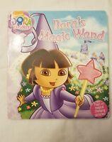 Dora's Magic Wand by Christine Ricci (2009, Board Book)