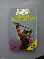Michael Moorcock ELRIC AT THE END OF TIME ( ELRIC ) Pb E13