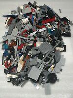 Star Wars Lego 500g 1/2kg Mixed Bricks Parts & Pieces - Bundle Job Lot city grey