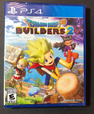 Dragon Quest Builders 2 (PS4) NEW