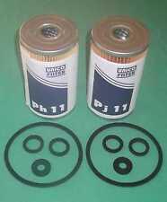 Zetor - Dieselfilter - Kraftstofffilter - Kompl. Filterset,  93 1207, 93 1209