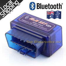 Mini Auto Car V1.5 ELM327 OBD2 ODBII Bluetooth CAN BUS Scanner Tool ANDROID