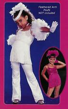 Stop In The Name of Love 2 in 1 Dance Jazz Costume Child Small