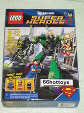 LEGO DC SUPER HEROES 6862 Superman vs. Power Armor Lex NEW