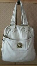 Women's MARC by Marc Jacobs Gray Leather Large Tote Handbag