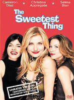 The Sweetest Thing (DVD, 2002, Unrated Version) 60 Day Guarantee !