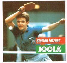 Aufkleber Joola Steffen Fetzner