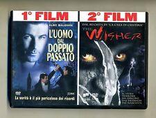 L'UOMO DAL DOPPIO PASSATO - THE WISHER #  Edizioni Master DVD-Video 2002
