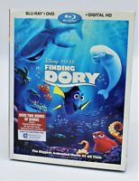 Finding Dory (Blu-ray/DVD, 2-Disc Set, Includes Digital Copy) w/ Slipcover