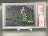 2018 Baker Mayfield Panini Select Snapshots Rookie RC PSA 10 GEM MINT Browns QTY