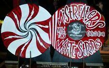 White Stripes Mistreaters Vinyl Poster Eric Von Munz Third Man Records Milwaukee
