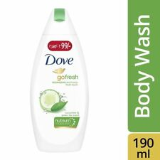 Dove Go Fresh Nourishing Body Wash Fresh Touch Cucumber and Green Tea Scent 190m