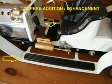 For Mamod Roadster SA1 FE1, Limo, Delivery Van & PO Van  Running Boards & Mat.