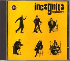 Incognito - Positivity - CDA - 1993 - Acid Jazz Jazzdance