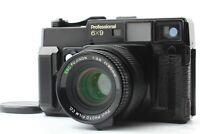 【EXC+5】 FUJICA Fuji Fujifilm GW690 Pro 6x9 w/ EBC Fujinon 90mm F3.5 From JAPAN