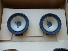 "Pair 3.5"" Car Speakers"