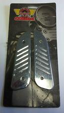 New Cobra billet wind deflector inserts, Nomad 05-0091
