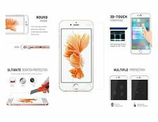 PREMIUM CLEAR TEMPERED LCD 3D GLASS SCREEN PROTECTOR FOR APPLE IPHONE 6 / 6S