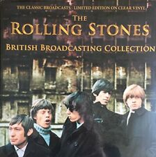 ROLLING STONES - British Broadcasting Collection - Classic Broadcasts (clear