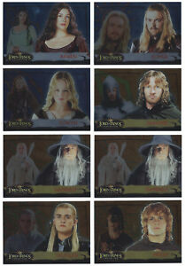 2006 Topps LOTR Lord of the Rings Evolution A or B You Pick Finish Your Set Rare