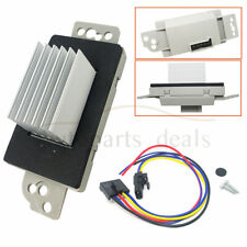 19260762 Heater Blower Control Module W/Plug For Tahoe Yukon Escalade Silverado
