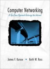 Computer Networking: A Top-Down Approach Featuring the Internet .9780201477115
