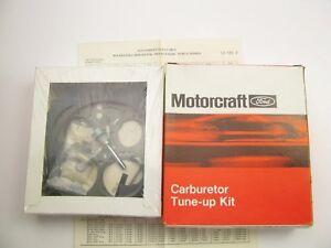 Motorcraft CT-1153 Carburetor Rebuild Kit - Rochester M4MC, M4MCA, M4MEA 4-BBL