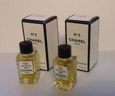 Chanel N° 5 Luxusproben 2 x 4 ml EDT Miniaturen in OVP (Vintage)