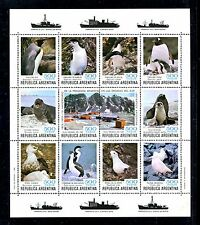 Argentina 1280, MNH. Provincial views, 1980 Penguin colony,  x22822