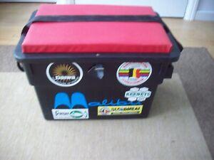 Malibu/Shimano seat tackle box
