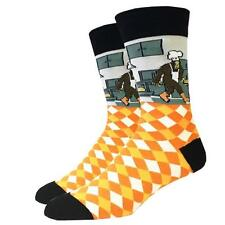 Cooking Big Foot Sasquatch Socks Fun Novelty One Size Fits Most Dress Casual