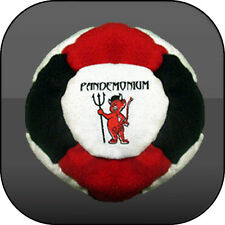ARMAGEDDON FOOTBAG 14 Panels  Sand & Iron filled Hacky sack master aki