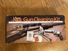 Kleen Bore Gun Cleaning Kit 41 44 45 10 mm Vintage