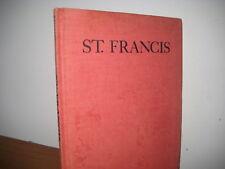 St. Francis/ Pelagie Doane/  1960/ picture book/  hardback