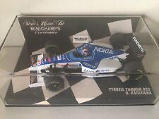Minichamps F1 1/43 Tyrrell Yamaha 023 Ukyo Katayama 1995
