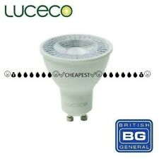 GU 10 LED BULBS SPOTLIGHT Luceco 5W Lamps LED  6500K Warm White Dimmable