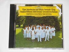 Orpheus Chamber Orchestra - CD - ELGAR - VAUGHAN WILLIAMS - Deutsche Grammophon