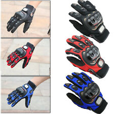 Men's Winter Outdoor Sport Mountain Bike Motorcycle Racing Full Finger Gloves