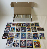 lot of 500 different METS BASEBALL CARDS~Darryl Strawberry,Mike Piazza, more