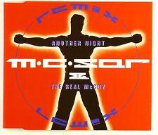 Maxi CD - M.C. Sar & The Real McCoy - Another Night (Remix) - A4126