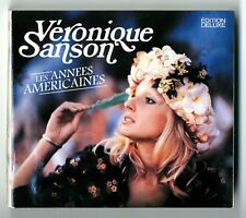 RARE COFFRET 3 CD ★ VERONIQUE SANSON - LES ANNEES AMERICAINES (BEST OF) ★
