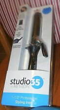 """STUDIO 35  By Revlon 1-1/2"""" PROFESSIONAL STYLING CURLING IRON  NEW  WOW!!!!!!!!"""