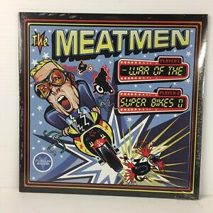 """Meatmen, The - War of the Superbikes, Vol. 2 10"""" (Vinyl, Sep-2015) NEW"""