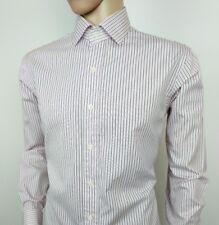 """New Ralph Lauren Mens Shirt Regent Custom Fit Pink 16.5 - 42 Chest 46"""" RRP£109"""
