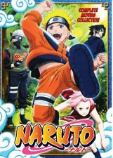 DVD Naruto Complete 11 Movies Collection... English Dubbed 4DVDs All Region