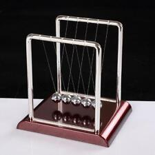 Early Fun Development Educational Desk Toys Gift Newtons Cradle Steel Balance Ba