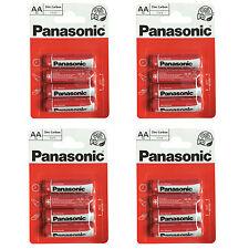 Paquete De 12 Baterías AA Panasonic Resistente Para Cámara De Juguete antorcha remoto