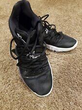 Men's Nike Kyrie 5 Black Magic Sz 13 Black White Multi Color AO2918-901